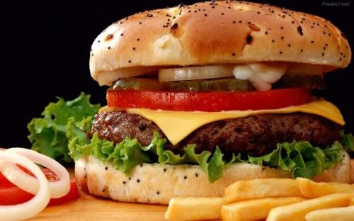 Degustació de mini hamburgueses